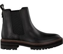 Schwarze Chelsea Boots London Square Chelsea