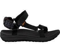 Black Teva shoe Sanborn Universal