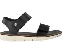 Black Ca'Shott shoe 17116