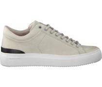 Beige Blackstone Sneaker Pl98