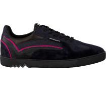 Blaue Floris Van Bommel Sneaker 16242