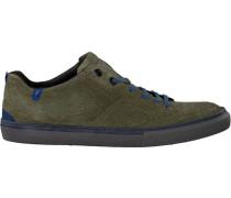 Grüne Floris Van Bommel Sneaker 14422