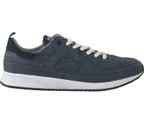 Blaue Hub Sneaker Zone-m