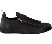 Schwarze Replay Sneaker Jonelle