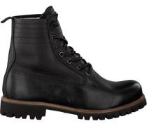 Schwarze Blackstone Ankle Boots Il62