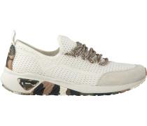 Weiße Diesel Sneaker S-Kby
