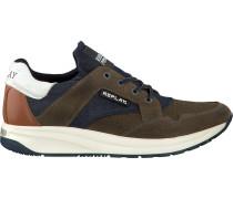 Grüne Replay Sneaker Mitchel