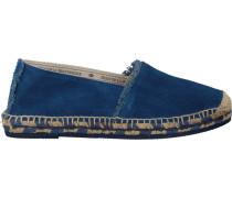 Blaue Espadrilles Frs0322 Espadrille Loafer