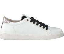 Weiße Blackstone Sneaker Rl96