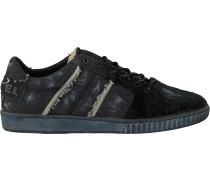 Schwarze Diesel Sneaker S-millenium