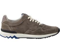 Taupe Floris Van Bommel Sneaker 16238
