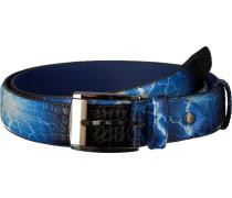 Blaue Floris Van Bommel Gürtel 75180
