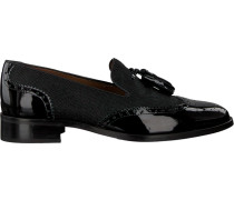 Schwarze Pertini Loafer 172W11975D4