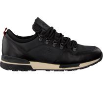 Nza New Zealand Auckland Sneaker Cheviot Schwarz Herren