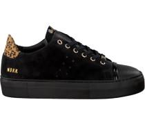 Schwarze Nubikk Sneaker Jolie JOE Suede II