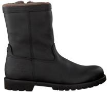 Schwarze Panama Jack Ankle Boots Fedro Igloo C3