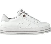 Weiße Maripe Sneaker 26308