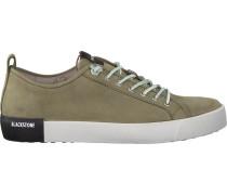 Grüne Blackstone Sneaker Pm66