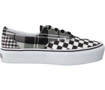Schwarze Vans Sneaker Ua Era Platform Women
