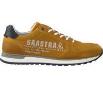 Gelbe Gaastra Sneaker Low Kai