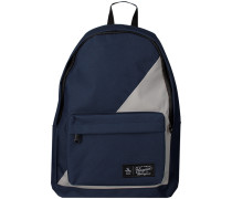 Blaue Rucksack Hombold Block Backpack