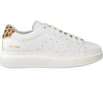 Weiße Maruti Sneaker Claire