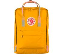 Gelbe Fjällräven Rucksack 23510