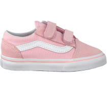 Rosane Vans Sneaker Td Old Skool Chalk Pink