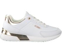Weiße Guess Sneaker Marlyn