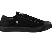 Schwarze G-Star Raw Sneaker Rovulc HB WMN