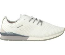 Weiße Gant Sneaker Linda