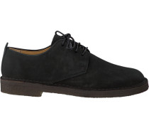 Schwarze Clarks Ankle Boots Desert London