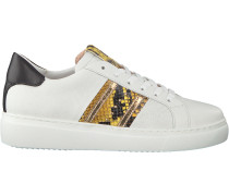 Weiße Maripe Sneaker 28544