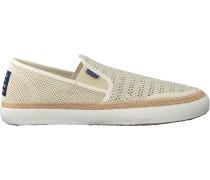Weiße Scotch & Soda Slip-on Sneaker Izomi
