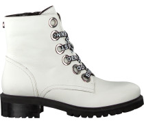 Weiße Steve Madden Ankle Boots Lindia Ankleboot