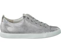 Silberne Paul Green Sneaker 4435