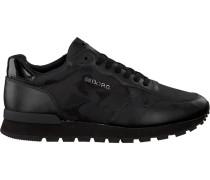 Schwarze Bjorn Borg Sneaker R600 Camo Black