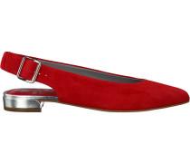 Rote Maripe Sandalen 26476