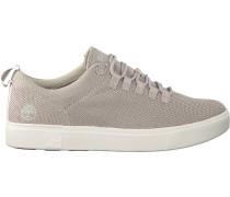 Timberland Sneaker Low Amherst Flexi Knit Alpine Ox Grau Herren