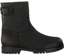 Schwarze Omoda Ankle Boots 8301