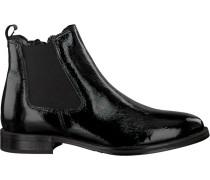 Schwarze Omoda Chelsea Boots 82B012