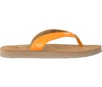 orange UGG shoe Tawney