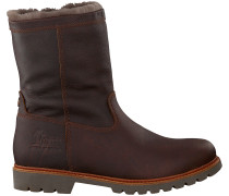 Braune Panama Jack Ankle Boots Fedro Igloo C10