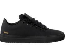 Schwarze Nubikk Sneaker Jhay Gomma