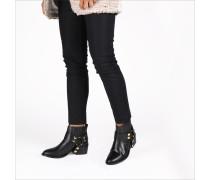 Schwarze Fabienne Chapot Stiefeletten Angie Boot
