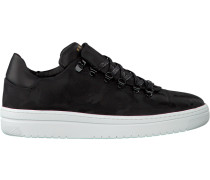 Schwarze Nubikk Sneaker Yeye Camo Woman