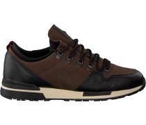 Nza New Zealand Auckland Sneaker Cheviot Braun Herren