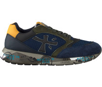 Blaue Premiata Sneaker Zaczac