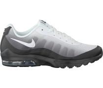 Weiße Nike Sneaker Low Air Max InvIgor Print
