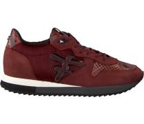 Rote Floris Van Bommel Sneaker 85256